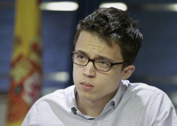 La reaparición de Errejón no cierra la crisis interna de Podemos