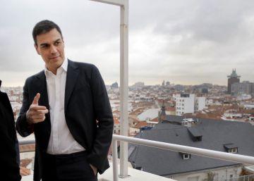 Sánchez defiende que el acuerdo incluya a Ciudadanos y Podemos