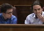 Errejón pierde el mando de las negociaciones a manos de Iglesias