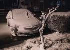 Una treintena de provincias, en alerta por nieve, viento y oleaje