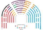 Una repetición electoral apenas cambiará el mapa parlamentario