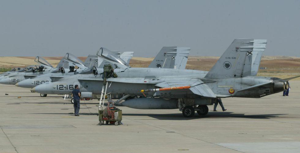 Decenas de pilotos militares confiesan un fraude para for Mudanzas torrejon de ardoz