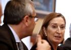 El Gobierno comunica al Congreso el segundo plantón de ministros