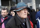 Juicio por la multa a un activista de 76 años tras un escrache al PP