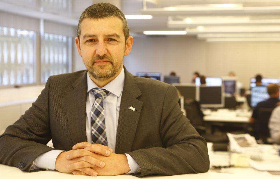 Andoni Lorenzo, presidente de la Federación Española de Diabetes.