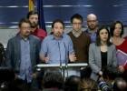 Iglesias traslada a sus bases la responsabilidad de ir a elecciones