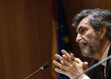 """Carlos Lesmes advierte que la corrupción es un """"mal sistémico"""""""