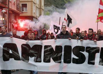 El ala 'abertzale' más dura pide a los presos de ETA que no se arrepientan