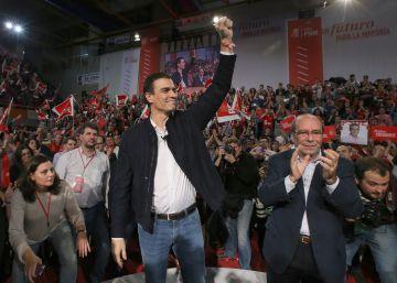 El PSOE afronta la asignatura pendiente de recuperar votos en las grandes urbes