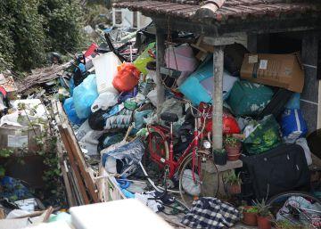 Sepultados en tumbas de basura