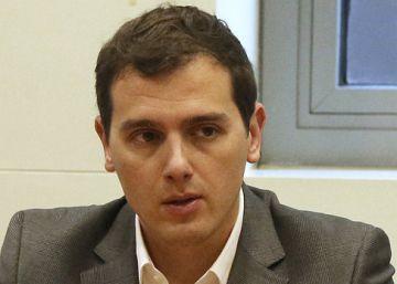 Rivera registra una pregunta de control al Gobierno sobre Soria