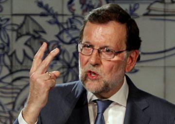Rajoy se verá este miércoles con Puigdemont