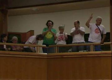 El tribunal suspende la ley vasca que permite reclamar vivienda