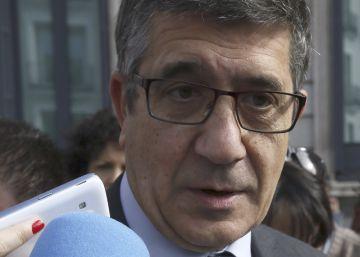 López reprocha a los partidos que no entiendan el mensaje del 20-D