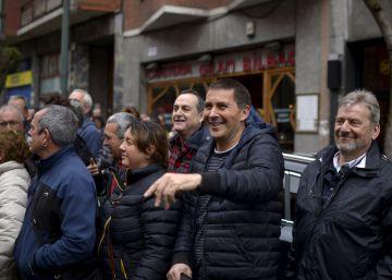Los partidos rechazan la posición acrítica de Otegi ante ETA