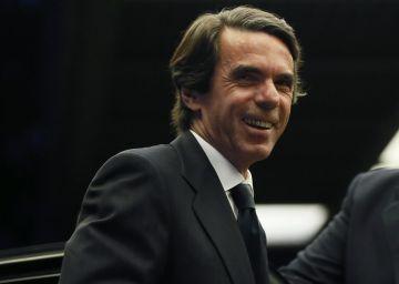 Aznar denunciará ante la fiscalía la revelación de sus datos tributarios