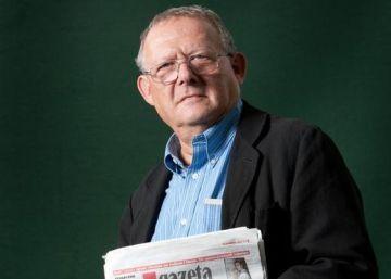 Adam Michnik, periodista honesto y luchador por la democracia