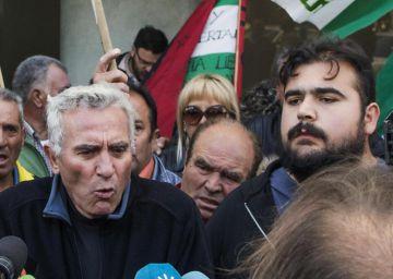 Detenido el portavoz del sindicato jornalero para que declare por robo