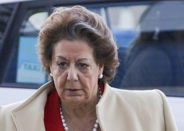 Las Cortes Valencianas reforman la ley de senadores tras el caso Barberá