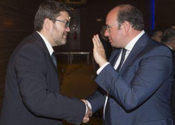 Ciudadanos Murcia cargó gastos electorales a la Asamblea Regional