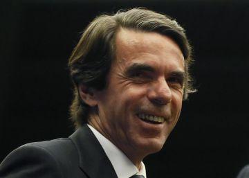 Aznar denuncia ante la fiscalía la revelación de sus datos tributarios