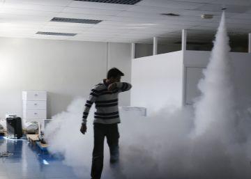 Ladrones en la niebla o cómo evitar un robo con humo