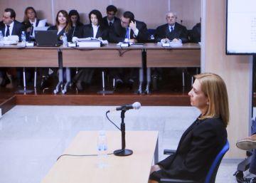 La disolución de Manos Limpias libraría a la infanta Cristina del 'caso Nóos'