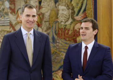 """Rivera desdeña la oferta del PSOE: """"Estamos abocados a nuevas elecciones"""""""