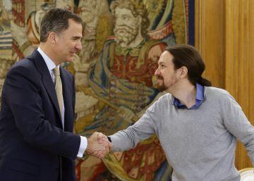 """Iglesias culpa a Sánchez: """"Es triste que haya dicho que no"""""""