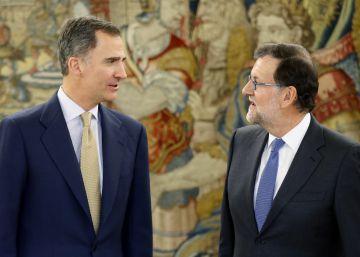 El Rey concluye las consultas sin candidato a la presidencia del Gobierno