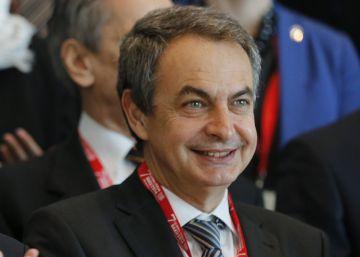 Zapatero resta importancia a la repetición de elecciones