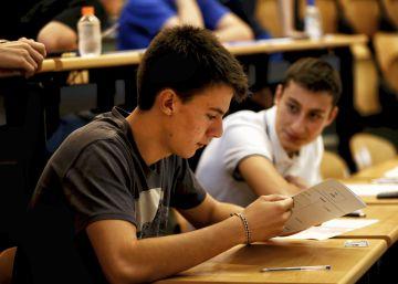 Educación asegura que la nueva Selectividad puntuará igual