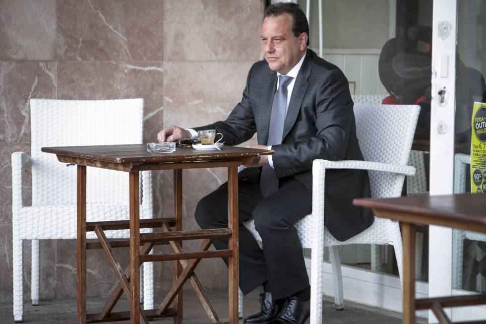 El fiscal del caso Nóos, Pedro Horrach.