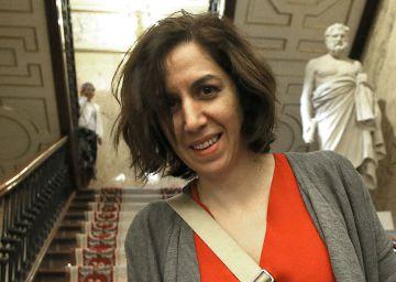 Irene Lozano planta a Sánchez a los seis meses de su fichaje