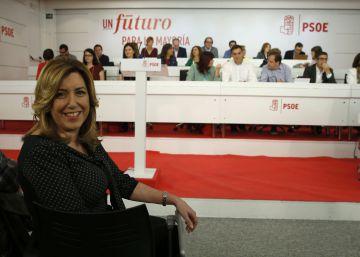 """Díaz y otros dirigentes destacan la """"valía"""" de Madina"""