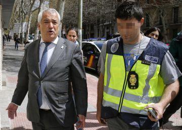 """El presidente de Ausbanc a una de sus víctimas: """"Es verdad, tengo muy mala leche"""""""