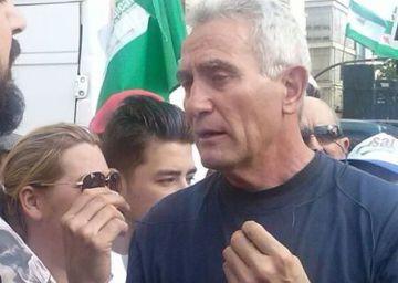 Detenido Diego Cañamero por negarse a declarar por un robo