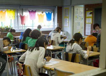 Cataluña inaugura con una prueba propia el examen externo de primaria