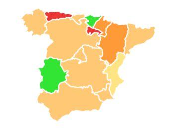 El deterioro de las carreteras españolas, cifrado en 6.600 millones de euros