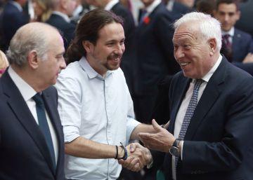 Uno de cada cuatro españoles discute de política a menudo
