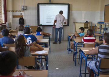 Los padres de la escuela pública piden boicotear la prueba de primaria