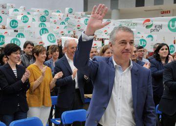 """Urkullu reclama """"más soberanía"""" en un mundo interdependiente"""