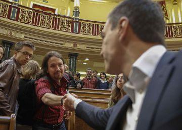 PSOE e IU recuperan votos de Iglesias