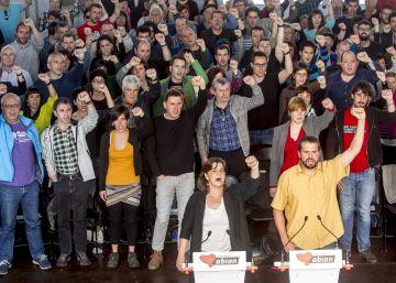 """La izquierda abertzale se lanza a por una """"república vasca libre"""""""