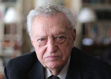 Muere Álvarez de Miranda, primer presidente del Congreso en democracia