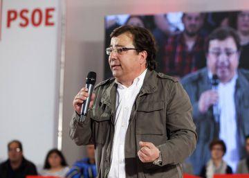 Fernández cree que Susana Díaz se presentará al siguiente Congreso del PSOE