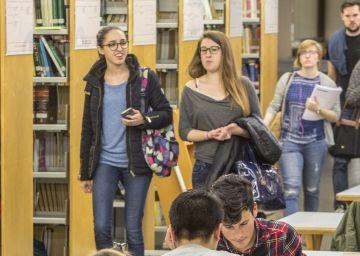 Tres universidades de Barcelona encabezan el último 'ranking' español