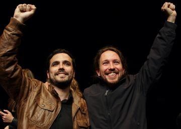 Garzón será el número 5 en la lista por Madrid de Podemos e IU