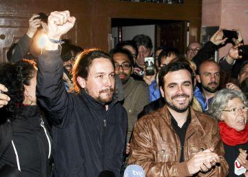 Iglesias insiste en que el PSOE debe ser aliado de Podemos e IU tras el 26-J