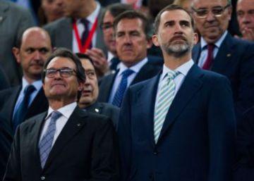El fiscal insiste en que se investigue la pitada al himno en la Copa del Rey